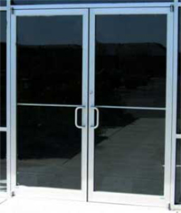 Commercial Glass Services - Storefront Glass, Glass Doors, Interior ...